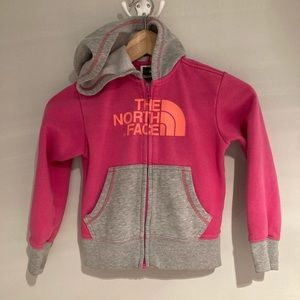 🐝 2/$25 THE NORTH FACE Hoodie Size : 6 EUC